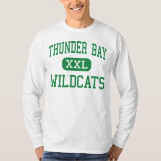 Thunder Bay - Wildcats - Junior - Alpena Michigan T-Shirt
