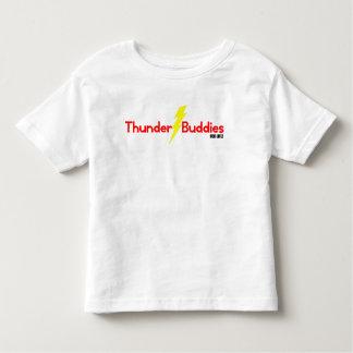 Thunder Buddies for Life Tshirts