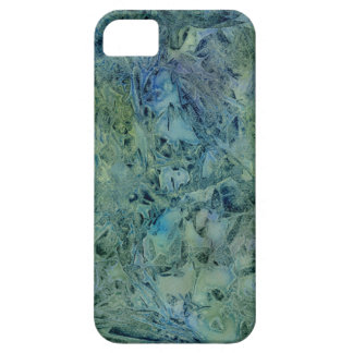 Thunder Dream Bluegreen Abstract iPhone SE/5/5s Case