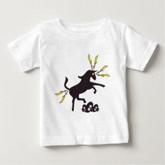 Thunder Electric Buttocks Pony Baby T-Shirt