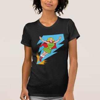 Thunder Girl Flying T Shirt