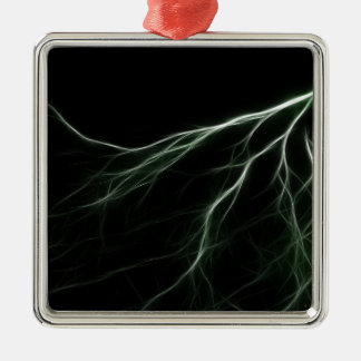 Thunder Metal Ornament