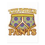 Thunder Pants v2 Postcards