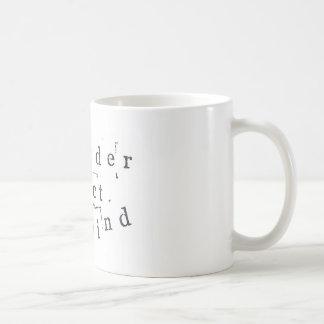 Thunder Perfect Mind Mug Basic White Mug