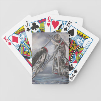 Thunder Playing Cards