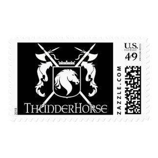 Thunder Postage