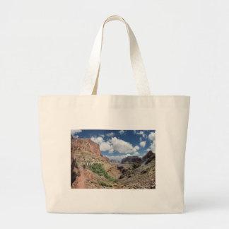 Thunder River Falls - Grand Canyon - Arizona Large Tote Bag