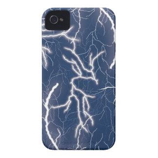 Thunder Strike Lightning iPhone 4 Case-Mate Case