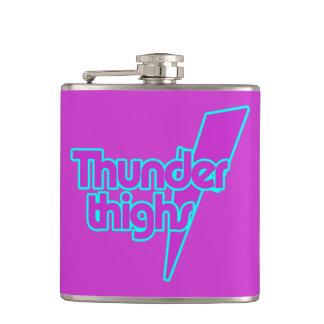 Thunder Thighs Hip Flask