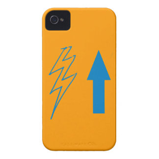 Thunder Up! iPhone Case iPhone 4 Case-Mate Case