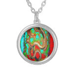 Thunder Water Dragon by SHARLES Necklace