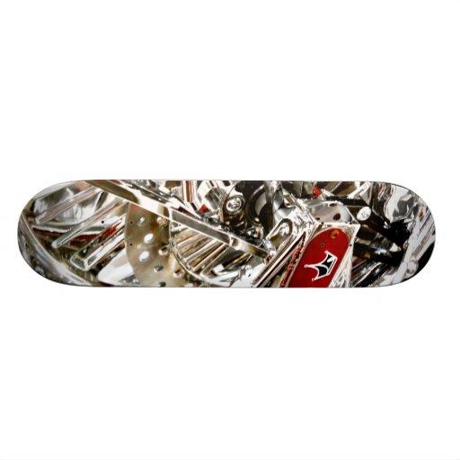 Thunder Wheel Skateboard