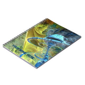 Thunderball Notebook