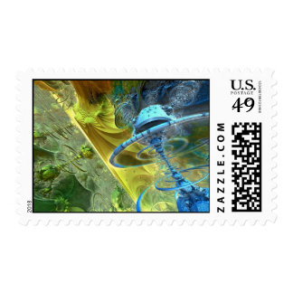 Thunderball Postage Stamp
