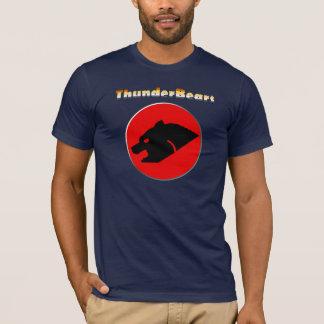 Thunderbear Bear Pride Colors Gay Bear T-Shirt