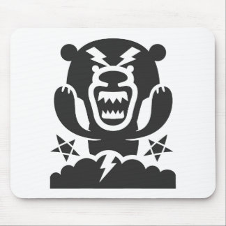 Thunderbear Original Character Design Mouse Pad