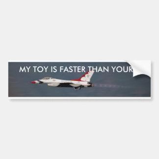 Thunderbird Bumper Sticker