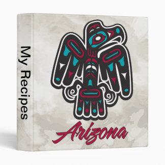 Thunderbird Clan Arizona Binder