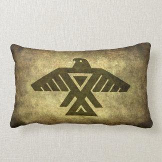 Thunderbird - emblema de la gente de Anishinabe Almohada