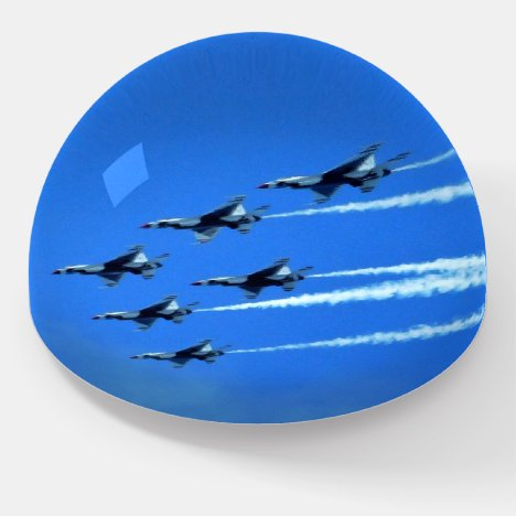 Thunderbird Flyby Dome Paperweight