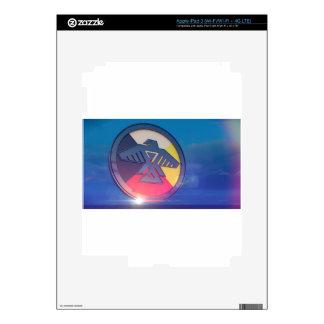 Thunderbird Four Directions 2014 iPad 3 Skin