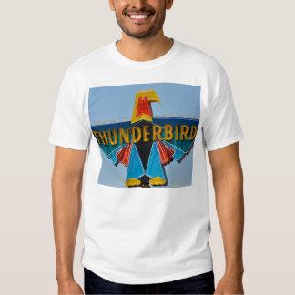 Thunderbird Lodge Sign Tee Shirt