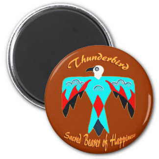 Thunderbird Refrigerator Magnet
