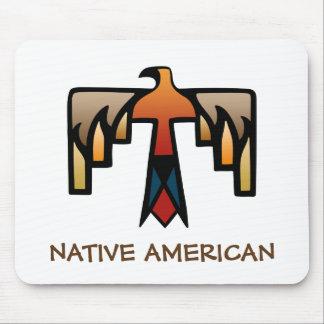 Thunderbird - Native American Indian Symbol Mouse Pad