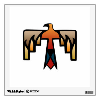 Thunderbird - Native American Indian Symbol Wall Decal