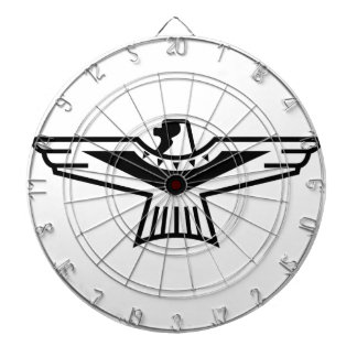 Thunderbird Outline Dartboard