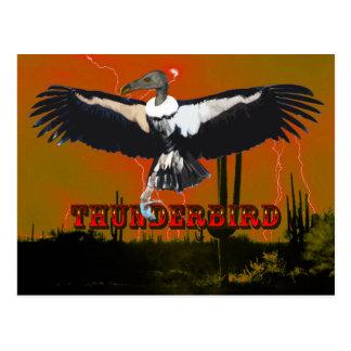 Thunderbird Postcard
