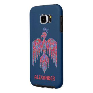 Thunderbird Southwest Art Native American Symbol Samsung Galaxy S6 Case