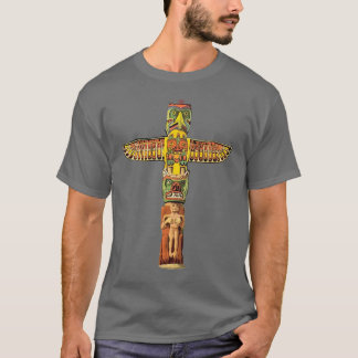 Thunderbird Totem Pole Shirt
