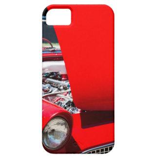 Thunderbird with Open Hood iPhone 5 Case