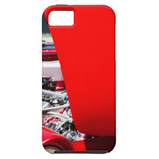 Thunderbird with Open Hood iPhone 5 Cover