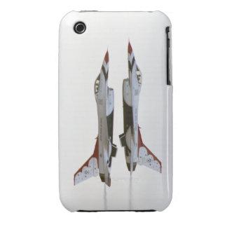 Thunderbirds Maneuver - Mirror Case-Mate iPhone 3 Cases