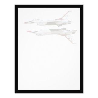 Thunderbirds Maneuver - Mirror Flyer
