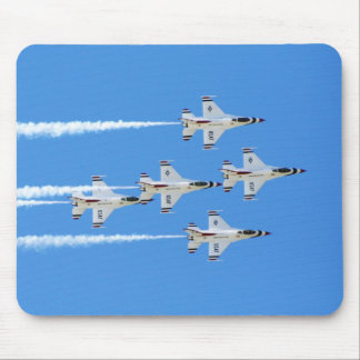 Thunderbirds ... mouse pad