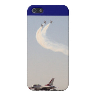 Thunderbirds Over and Under Covers For iPhone 5