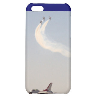 Thunderbirds Over and Under iPhone 5C Cover