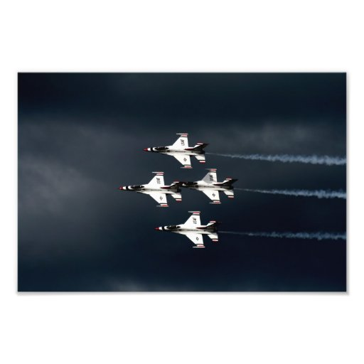 Thunderbirds Photo Print