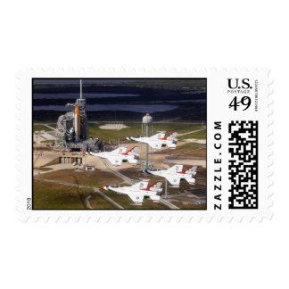 Thunderbirds Postage