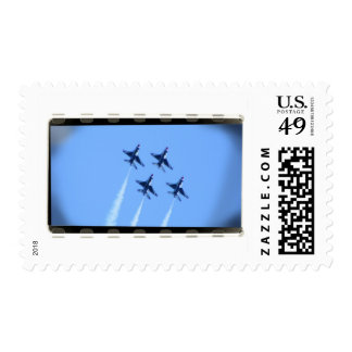 thunderbirds stamp