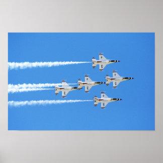 Thunderbirds ... poster