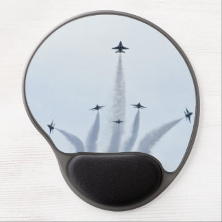 Thunderbirds Split Formation Gel Mouse Pad