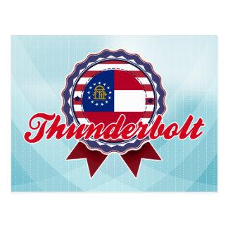 Thunderbolt, GA Post Card