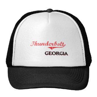 Thunderbolt Georgia City Classic Mesh Hat