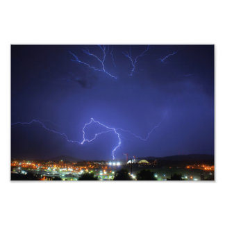Thunderbolt II Photographic Print