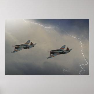 Thunderbolts! Poster