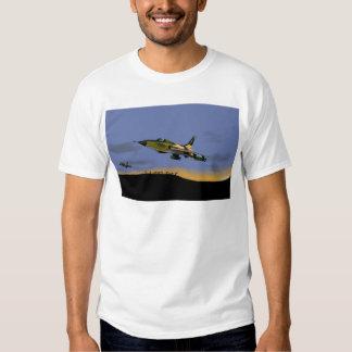 Thunderchief F105 Fighter Bomber Shirt
